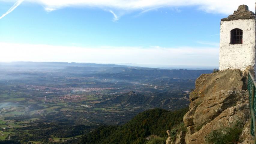 Vidrà - Santuari del Bellmunt - Vall del Ges (2014)