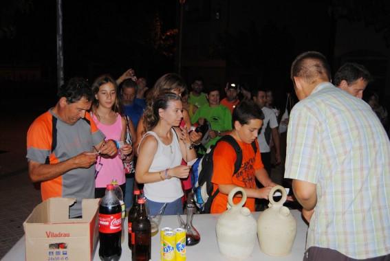 La primera caminada nocturna del Grup Excursionista
