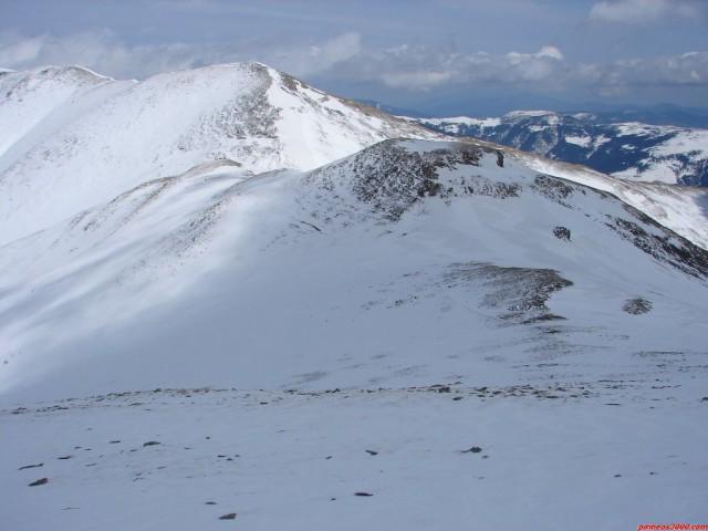 Sortida hivernal: Balandrau (2585 m)
